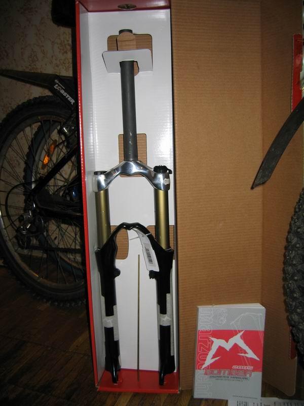 Замена вилки велосипеда своими руками 94